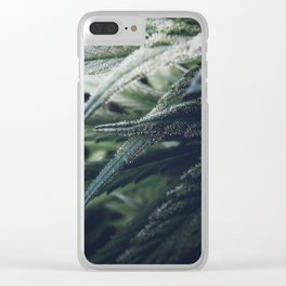 Cannabis Clear iPhone Case