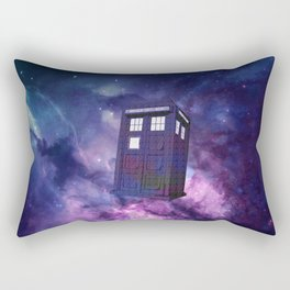 tardis nebula Rectangular Pillow