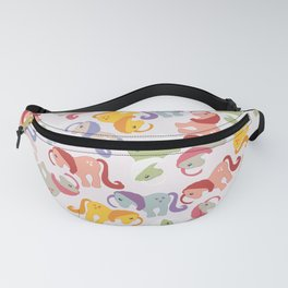 ponies invasion Fanny Pack