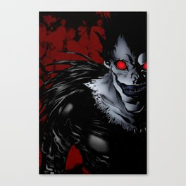 Ryuk - Death note Canvas Print