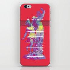 INFINITE LAUREL iPhone & iPod Skin