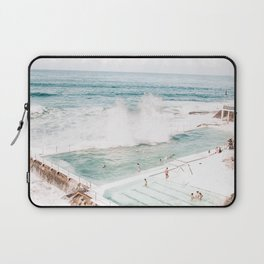 Bondi Beach - Bondi Icebergs Club Laptop Sleeve