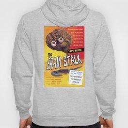 """The Brain Stalk"" Movie Poster Hoody"