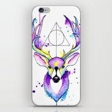 Harry Potter Patronus iPhone Skin