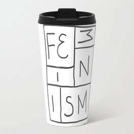 Intersectional Feminism Travel Mug