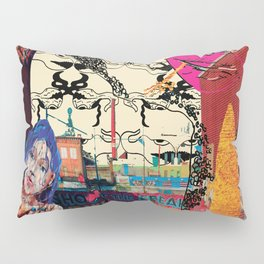 Shoot the Freak Pillow Sham