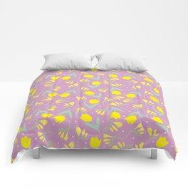 Tulip & Freesia Comforters