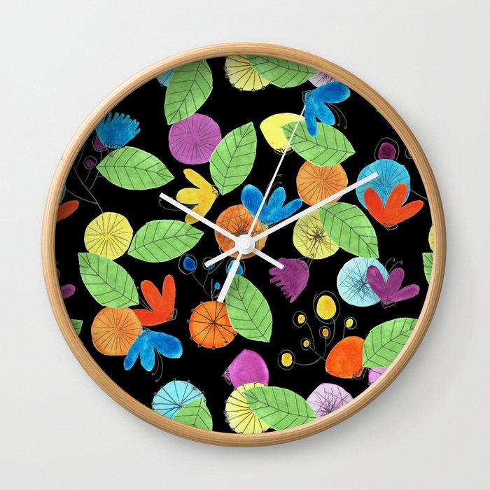 Pattern #1 Wall Clock