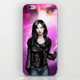 Jessica Jones iPhone Skin