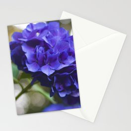 Evening Hydrangea Stationery Cards
