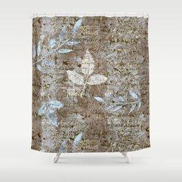 Paris in Springtime Shower Curtain