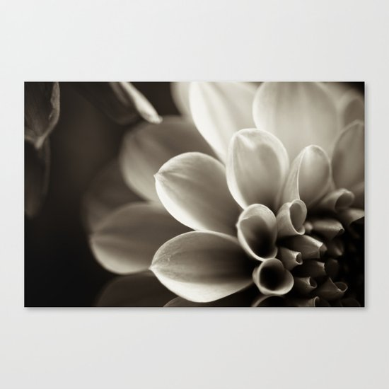 Swirling Thoughts in My Head Canvas Print
