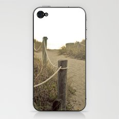 Footpath iPhone & iPod Skin