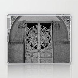 Closing Gate Laptop & iPad Skin