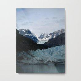 Marjorie Glacier Metal Print