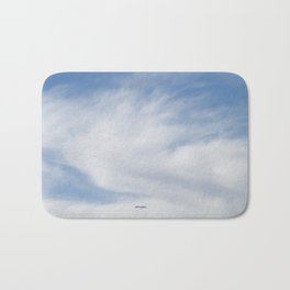 Just Clouds #3 Bath Mat