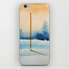 waxing crescent.two iPhone & iPod Skin