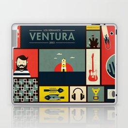 """""""Ventura"""" -  Los Hermanos Laptop & iPad Skin"""
