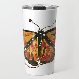 fu butterfly Travel Mug