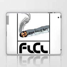FLCL Never Knows Best Cigarette Laptop & iPad Skin