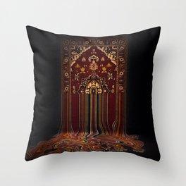 Faig Ahmed in the MONA Throw Pillow
