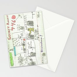 Max Morrocco: Issue 3 Stationery Cards