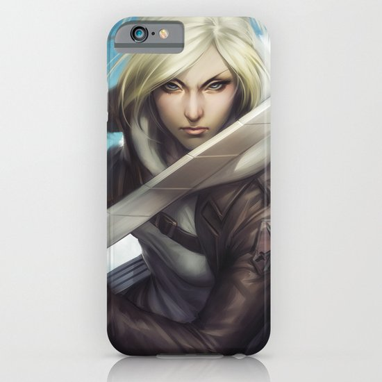Annie iPhone & iPod Case