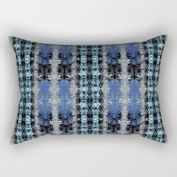 Bleached Ice Rectangular Pillow