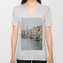 Venice VII / Italy Unisex V-Neck