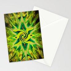 RASTA STAR Stationery Cards