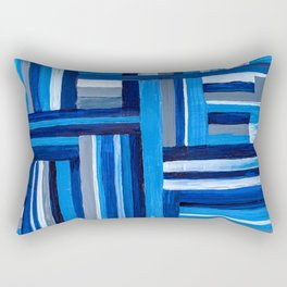 Sky Labyrinth Rectangular Pillow