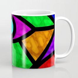 Illuminati Abstract Coffee Mug