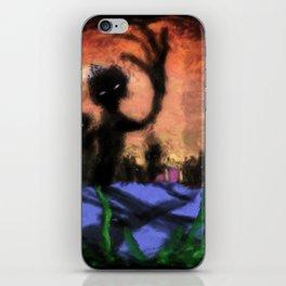 Seaside Encounters iPhone Skin