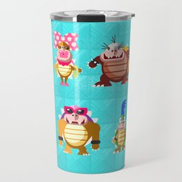 Koopalings! Travel Mug