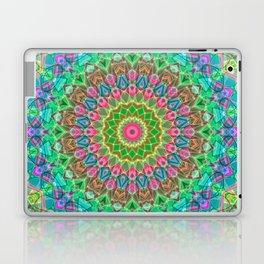 Geometric Mandala G18 Laptop & iPad Skin