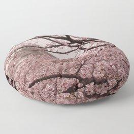 Pink Himeji Dream Floor Pillow