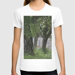 Lonely Tulip T-shirt
