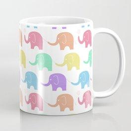 Elephant Fiesta Coffee Mug