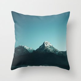 Silence of Love Throw Pillow