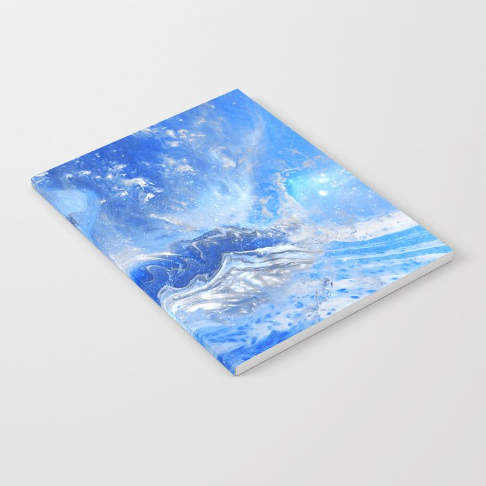 Forever Waves Notebook