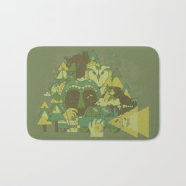 The Great Outdoors Bath Mat