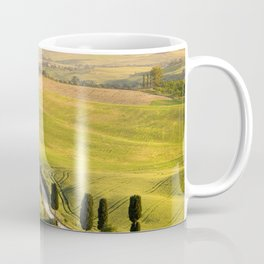 Gladiator road in Tuscany Coffee Mug