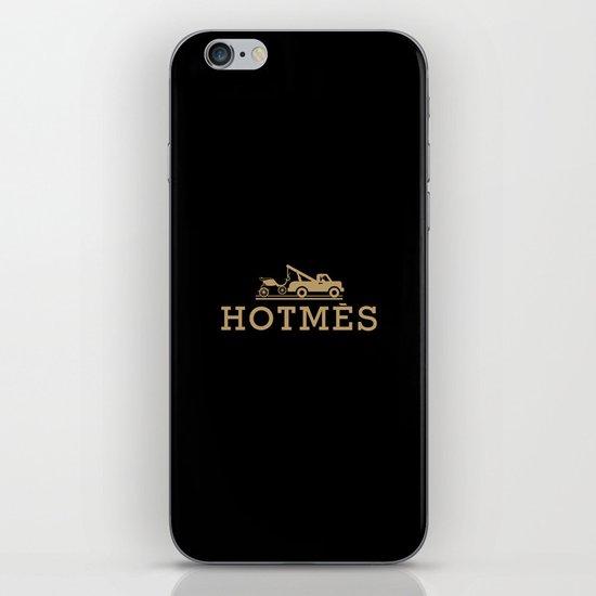 Hotmes iPhone & iPod Skin