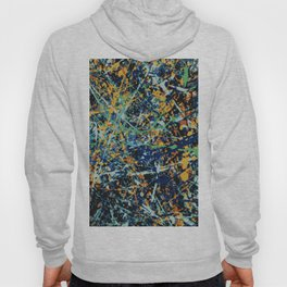Abstract Composition 707 Hoody