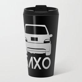 Citroen Saxo - silver - Travel Mug
