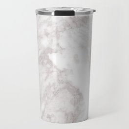 White Marble Mountain 013 Travel Mug