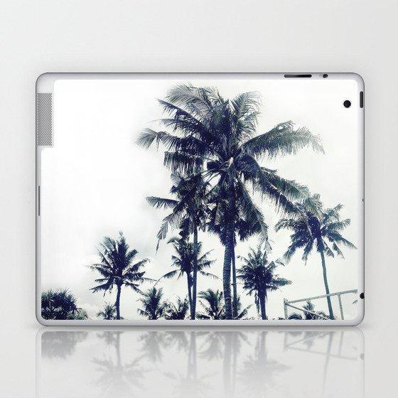 Palms // black lines ByJM Laptop & iPad Skin