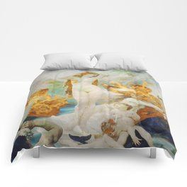 Birth of Venus Comforters