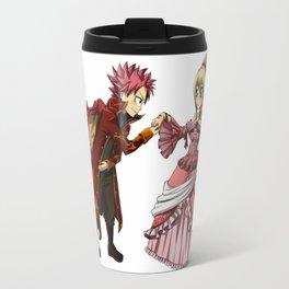The Princess and the Dragon Travel Mug