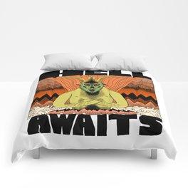Hell Awaits Comforters